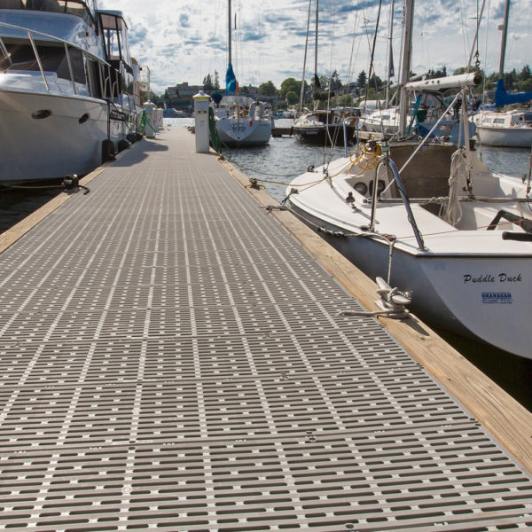 Moorage Grating