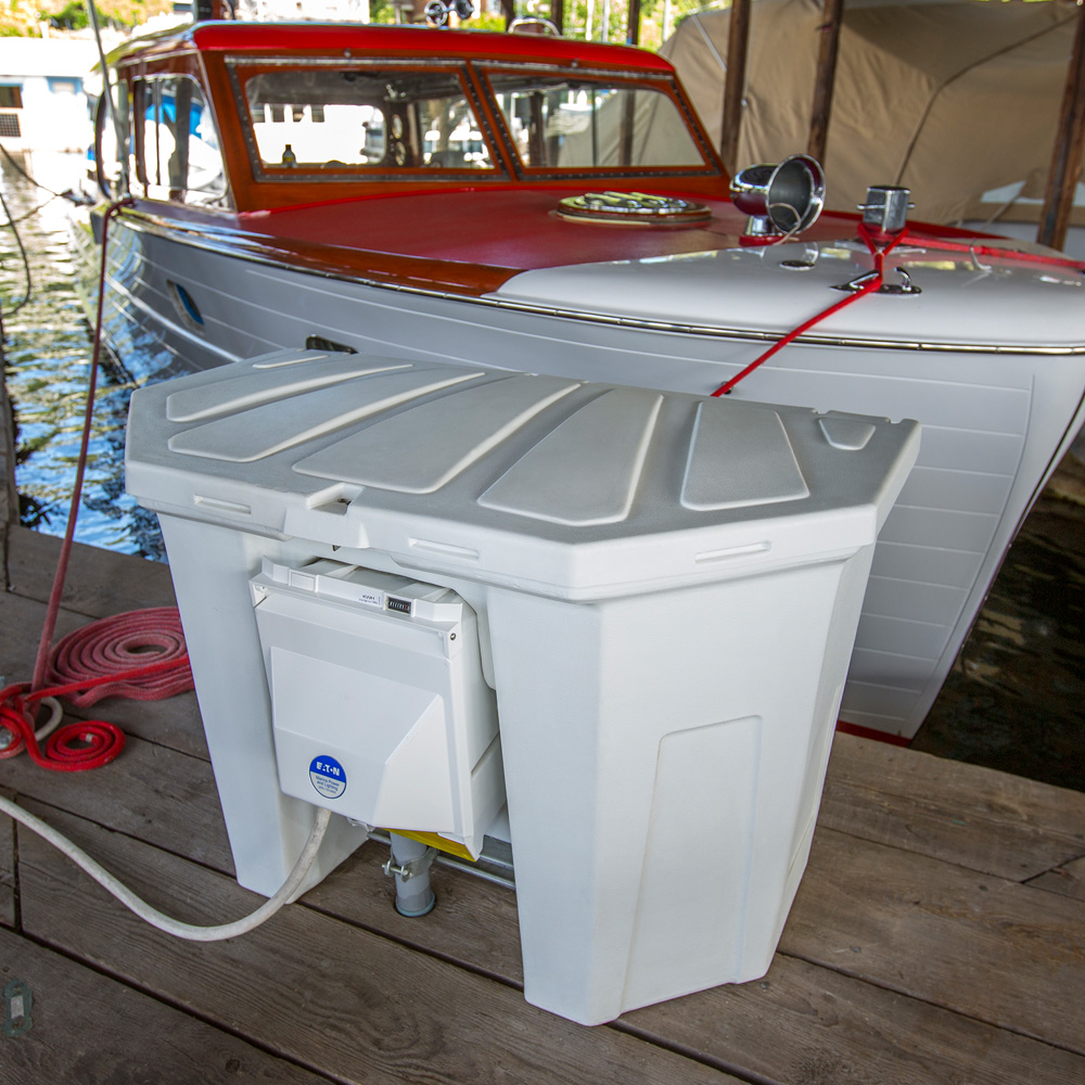 Moorage Dockbox